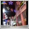 LEDの大きいクリスマスの通りの装飾ライトか休日のモチーフライト