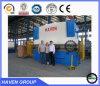 Frein hydraulique WC67-125/4000 de presse de plaque d'affichage numérique de WC67YSeries