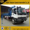 Camiones Isuzu con grúa