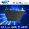 Affichage à LED polychrome d'intérieur de coulage sous pression de l'aluminium P5 SMD