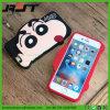 Caja del teléfono del silicón de los accesorios del teléfono móvil para el iPhone 6