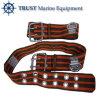 Cinghia di sicurezza ad alta resistenza della vita del pompiere del metallo