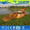 Récolteuse de mauvaises herbes aquatiques à bas prix pour les réservoirs du lac de nettoyage de la rivière