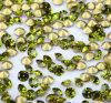 최신 판매 유리제 Chaton 의 모조 다이아몬드, Strass 의 최신 고침 모조 다이아몬드