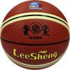 Humedad que fija el baloncesto de cuero de la vejiga por adsorción de la PU Butybl con 12 la bola de la talla 5 de los paneles para Childredn/los estudiantes