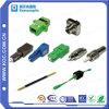 Atenuadores fijos enchufables de fibra óptica