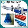 Doppeltes Rohr-Strangpresßling-Zeile der Doppel-Schraube Belüftung-doppeltes Rohr-Produktions-Line/PVC UPVC CPVC