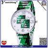 Yxl-209 새로운 디자인 최신 판매 Nylow 시계, 북대서양 조약기구 시계, 석영 남자 여자 스포츠 손목 시계