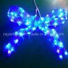 LEDのモールのための屋外のクリスマスの装飾のリボンライト