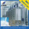 Ligne de production de lait pasteurisé et condensé et au lait aromatisé