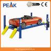 La elevación resistente confiable de alta resistencia del automóvil de 4 columnas para la reparación auto se centra (414)