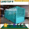 de fabriek paste geluiddichte diesel generatorreeks aan