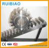 Материал механизма реечной передачи шестерни подъема конструкции поднимает строительный подъемник