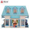 Верхнее горячее сбывание нов конструирует миниатюры древесины дома куклы
