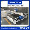 Автомат для резки деревянной гравировки CNC для двери PVC деревянной