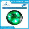 9W la fontana subacquea dell'indicatore luminoso del raggruppamento dell'acciaio inossidabile LED illumina IP68