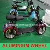 Motocicleta da onda (NY-E8) com roda de alumínio