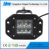 18W 4 LED Panel de luz LED de luz de conducción de coches