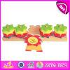2014 onderwijst het Nieuwe Kleurrijke Populaire Spel van het Saldo van het Stuk speelgoed van Jonge geitjes Houten, het Spel van het Saldo van het Stuk speelgoed van Kinderen, Stuk speelgoed W11f019 van het Spel van het Saldo van het Stuk speelgoed van de Baby het Houten