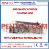 Полноавтоматическое Powder Coating System с Spraying Pretreatment
