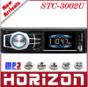 Giocatore di MP3 dell'automobile con la radio del collegamento di iPhone di iPod/con MP3 il giocatore (STC-3002U)