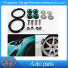 Cnc-Aluminiumunterlegscheibe-Auto-Stoßverbindungselement-Satz