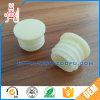 Spina ovale del tubo di plastica, inserto ovale del tubo, protezione del tubo della mobilia