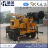 Hf150t remolque rotativo y el martillo de la máquina de perforación de pozos