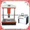 Machine de test automatisée de compactage de couverture de trou d'homme