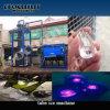 6t PLC 통제되는 빈 원통 모양 제빙기 기계