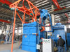 Máquina privada de aire de anzuelo del chorreo con granalla de la serie