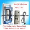 3600mAh перезаряжаемые блок батарей, блок батарей для Wii