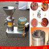 Amoladora del hueso de la basura de los pescados de la eficacia alta del acero inoxidable de la máquina de la mantequilla