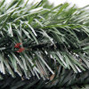 Rete fissa artificiale del foglio del foglio dell'erba verde della decorazione domestica