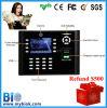 Control de acceso de la huella digital de la cámara con la huella digital de 8000 plantillas (HF-iClock680)