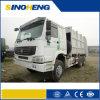 Sinotruk HOWO comprimido de 6X4 camiones de basura