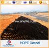 Soldadura ultrasónica Geocell plástico de los PP del HDPE para el muro de contención