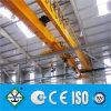 Double para trabajos de tipo medio Girder Bridge Crane (LH) Double Beam Hoist Overhead Crane para Paper Mill