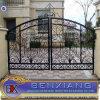 庭の装飾の錬鉄のドア