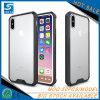 Caja transparente del teléfono móvil del protector de la defensa para el iPhone 8