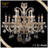 KristallChandelier für Classic Candle Glass Decoration (MD7081)