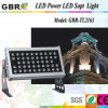 luz da lavagem da parede do diodo emissor de luz de 48PCS RGBW