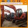 Doosan a utilisé l'excavatrice hydraulique (DH150LC-7) pour la construction