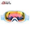 2015 lunettes faites sur commande de ski de neige de vente chaude