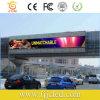 Signe polychrome du poteau de signalisation P12.5 DEL pour la passerelle piétonnière de la publicité extérieure