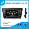 2 DIN Car DVD Player para Skoda Octavia 2013 com Built-in Chipset A8 GPS RDS Bt 3G / WiFi DSP Rádio 20 Dics Momery (TID-c279)