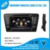 2 lettori DVD di Car di BACCANO per Skoda Octavia 2013 con Costruire-nella chipset RDS BT 3G/WiFi DSP Radio 20 Dics Momery (TID-C279) di GPS A8