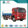 Caminhão do depósito de gasolina de HOWO 6X4 10 Whelers