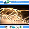 bande imperméable à l'eau flexible de la lumière blanche 2835 frais DEL de 5mm