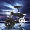Vélo pliable du mini poids léger E avec la gamme de 25 à de 35km